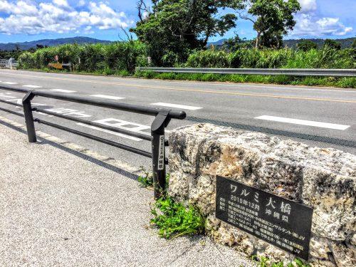 古宇利島が一望、絶景ワルミ大橋と橋の駅「リカリカワルミ」