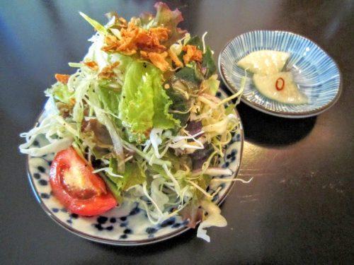 桃猫サラダ
