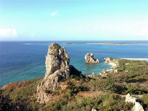 歴史と文化と豊かな自然が同居する伊是名島のギタラ