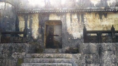 世界遺産「玉陵」は国宝に答申された第二尚氏王統の陵墓の西室
