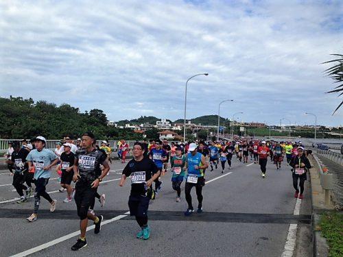NAHAマラソン2016ランナー達