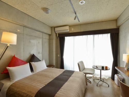ランキング1位、格安なホテルなのに室内は綺麗で、お洒落なデザインで快適に過ごせます。