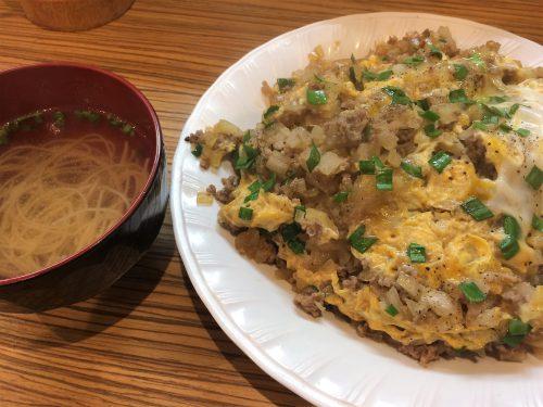 那覇市三笠食堂のおすすめ人気№1三笠風ちゃんぽん