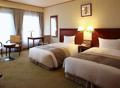 パシフィックホテルはランキング1位客室。