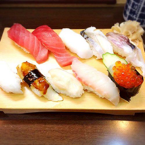 沖縄では、なかなかリーズナブルに寿司を食べることができませんが、那覇弁慶なら美味しくリーズナブルに寿司が食べれます。