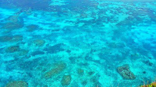 伊良部島の三角点から見る絶景