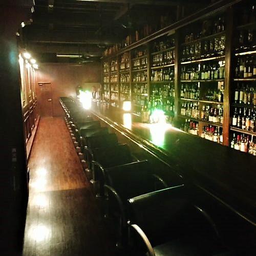 バーボンクラブカウンター