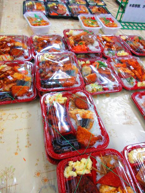 宮城スーパーの弁当