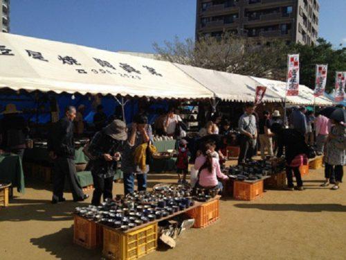 第38回壺屋陶器祭り開催!カーミスーブが盛り上がる