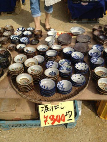第38回壺屋陶器祭り開催!カーミスーブが盛り上がる300円均一