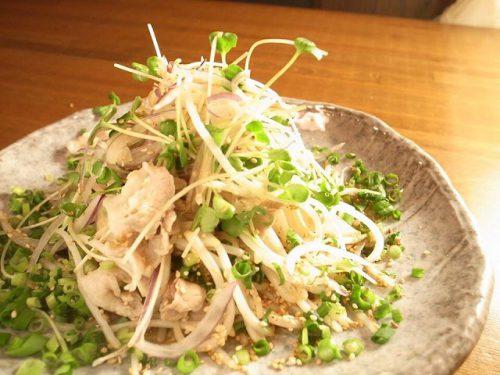 沖縄が好きになる居酒屋「沖縄食堂じまんや」しゃぶしゃぶ