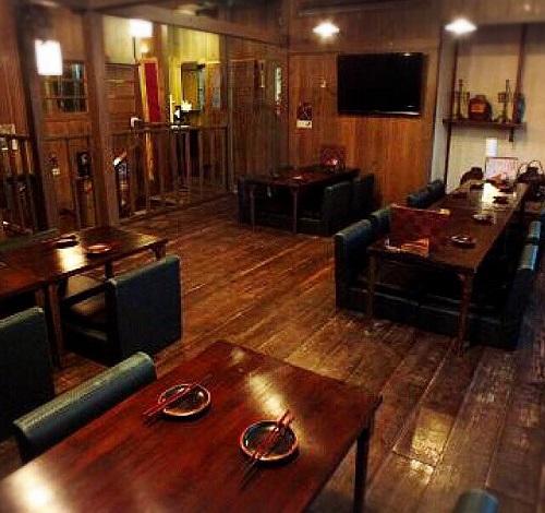 沖縄が好きになる居酒屋「沖縄食堂じまんや」2階席