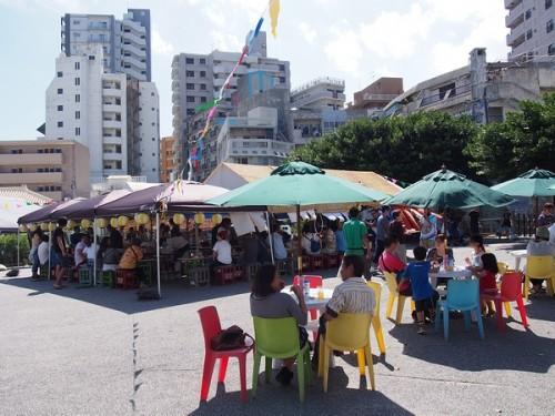 にぎわい広場での開催はラスト!大人のピクニック「ハレノヒ酒場ファイナル」