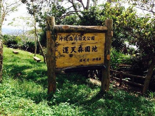 沖縄で絶景の穴場を独り占めにするなら運天森園地