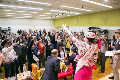 新宿11/17開催「東京泡盛会2018」前回はジャンケン大会
