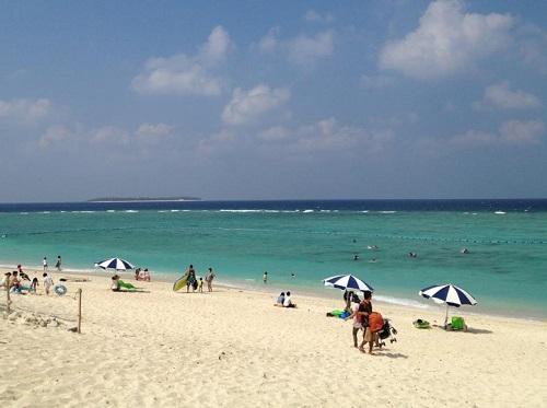 沖縄本島をドライブで巡る北部観光モデルコース瀬底島