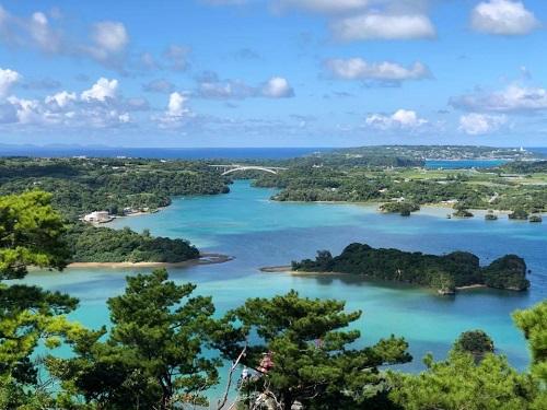 沖縄で絶景の穴場を独り占めにするなら名護嵐山展望台