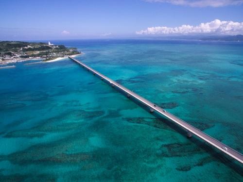 沖縄本島をドライブで巡る北部観光モデルコース古宇利島