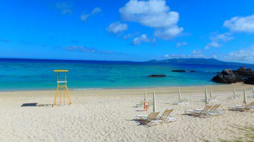 ミッションビーチはアメリカンスタイルのプライベートビーチ!