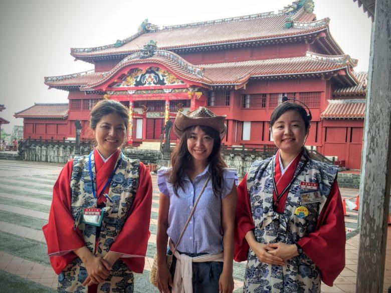 琉球王国の歴史がよくわかる首里城の無料ガイドツアーに参加してきました!