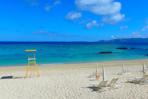 ミッションビーチ(恩納村)は宣伝しないビーチだから超穴場!
