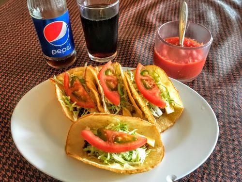 1度食べたらヤミツキ。メキシコのタコスに、はまってしまいます。
