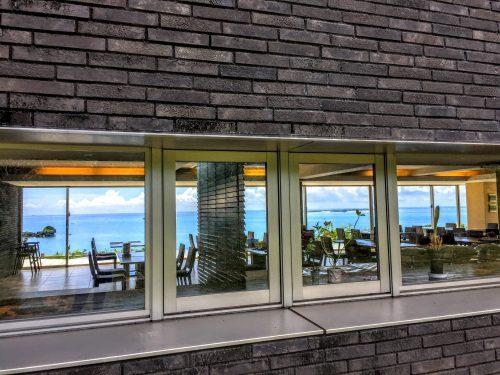 浜比嘉島リゾートのレストランハピナ