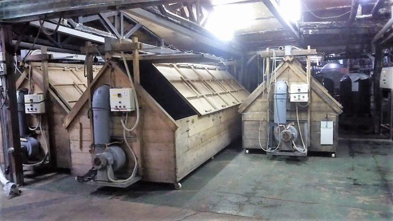 崎山酒造廠は三日麹のこだわりと三角棚