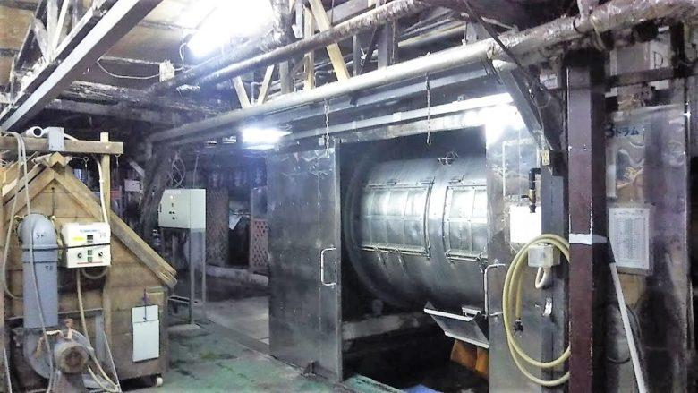 崎山酒造廠は三日麹のこだわりが松藤を生む