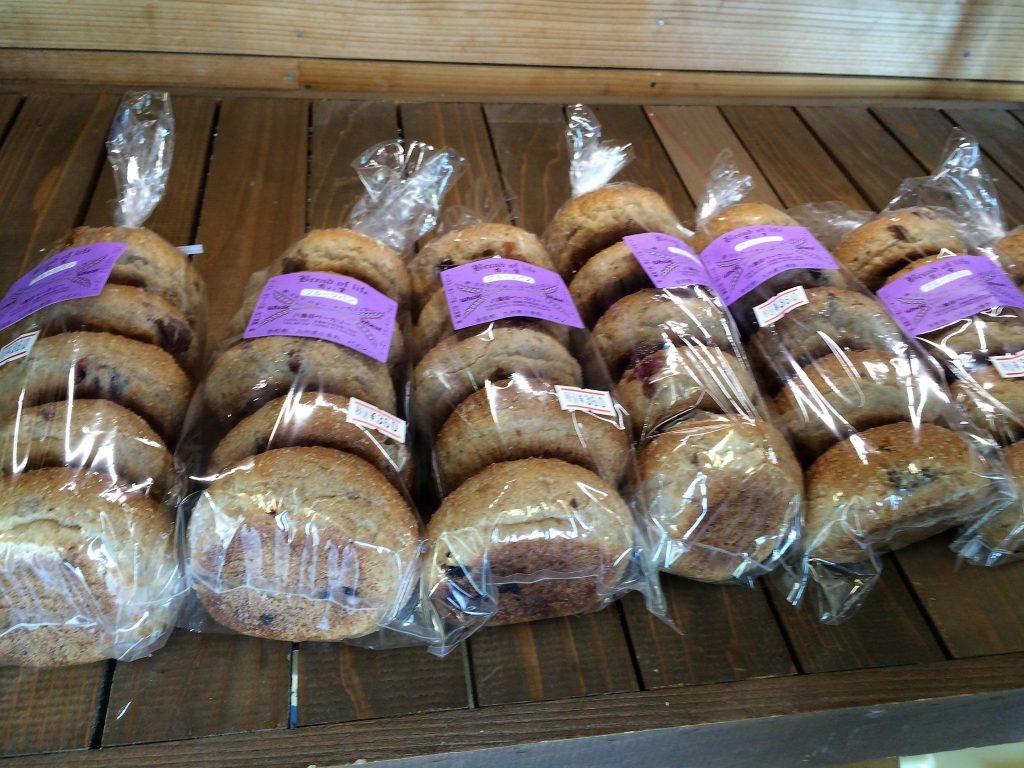八重岳ベーカリーの体に優しいパン