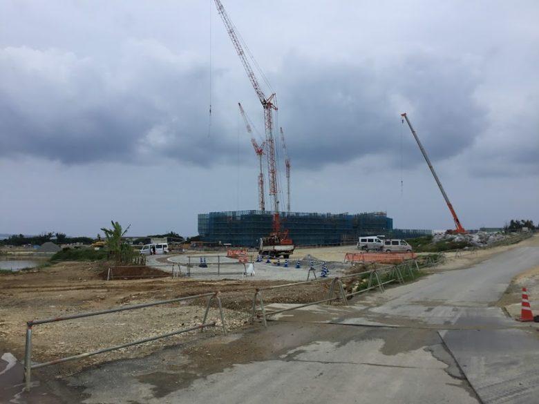 沖縄瀬底島プロジェクトの開発状況
