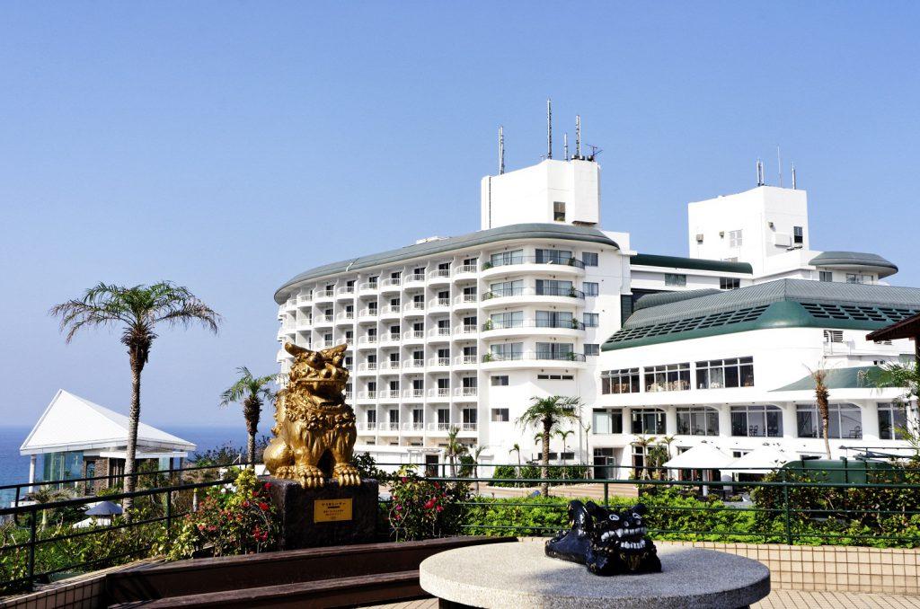 沖縄のホテルで子連れでも便利に過ごせます。