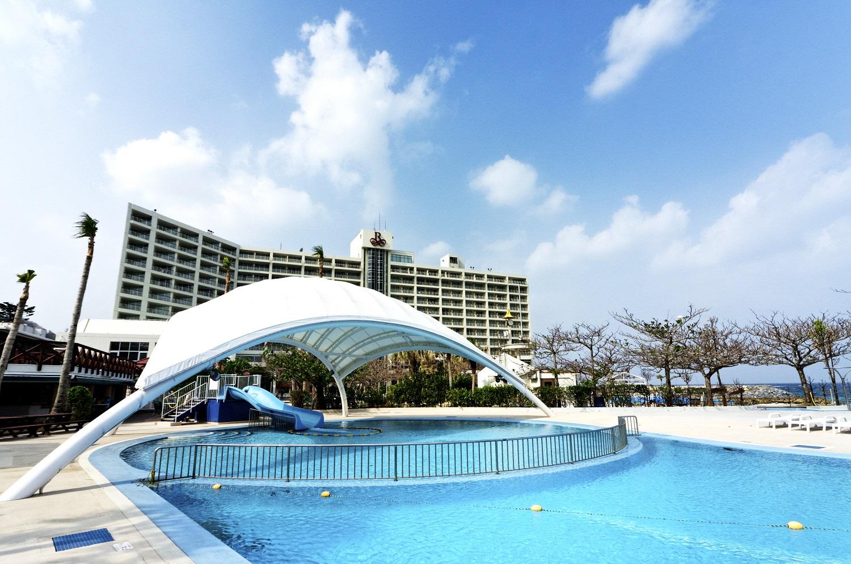 沖縄のホテルで子連れ家族にオススメのホテル5選(沖縄本島編)