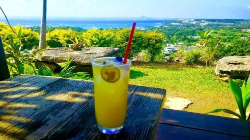 沖縄絶景海カフェの亜熱帯茶屋は、美ら海水族館にも近い