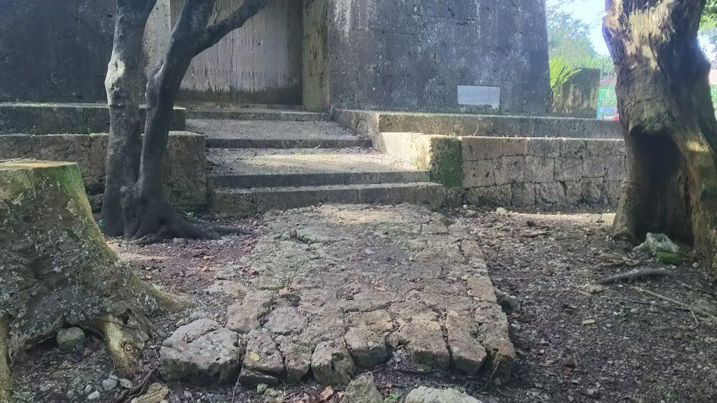 まちまーいで行く世界遺産「園比屋武御獄石門」