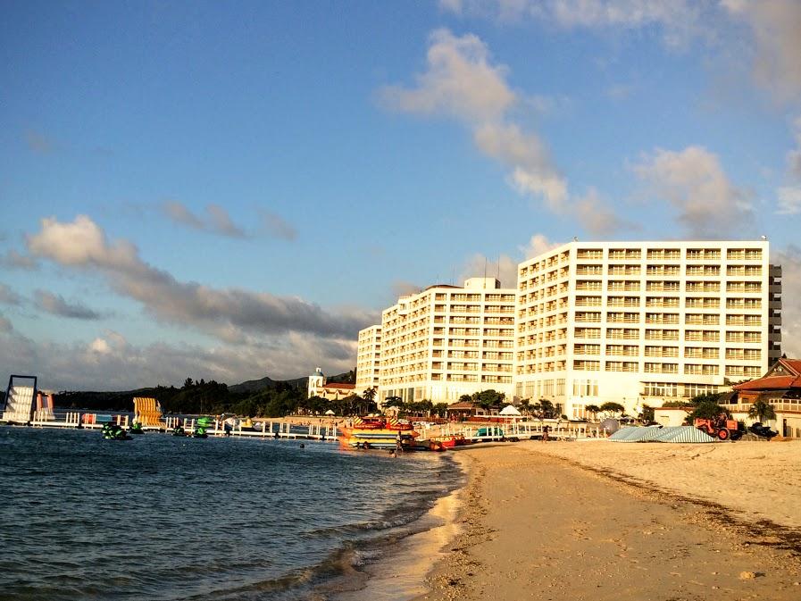 沖縄のホテルで子連れ旅行にお得なホテル