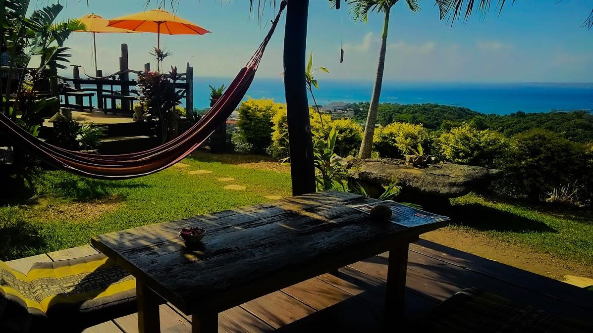 絶対に行きたい!絶景海カフェ本部町 「亜熱帯茶屋」