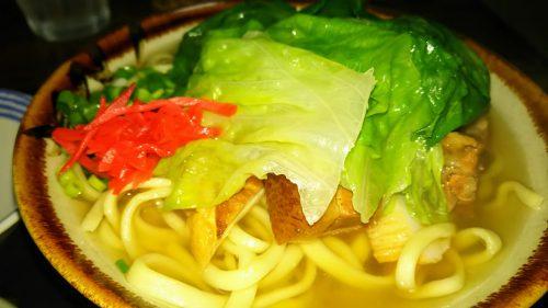 名護沖縄そば屋は平麺が多いソーキそば発祥の地5選