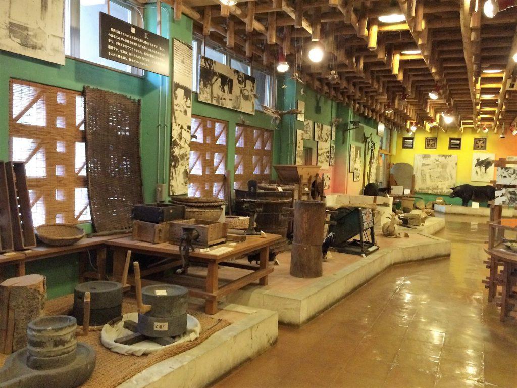 沖縄本島北部「やんばる」の生活と自然がテーマの「名護博物館」名護の農耕生活