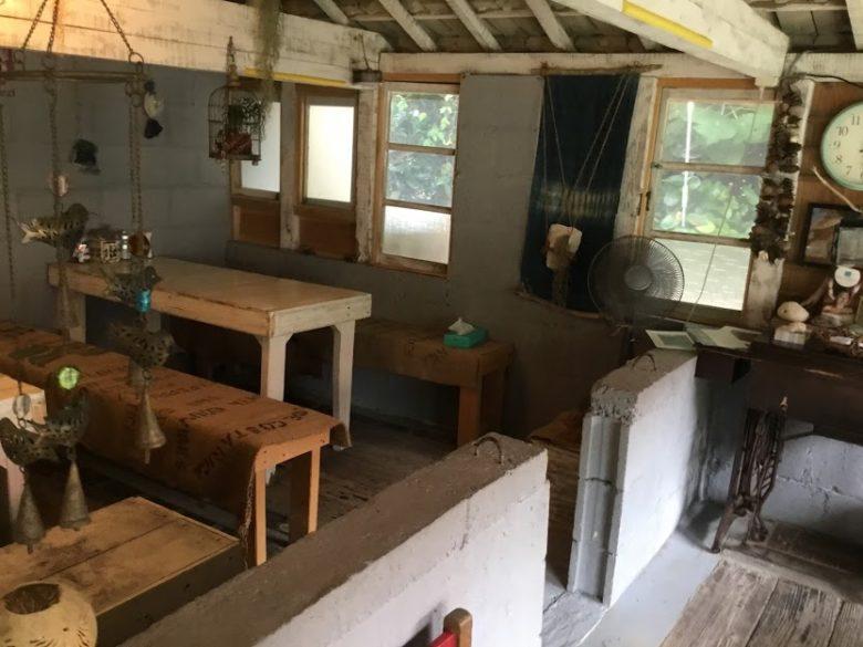 瀬底島のマカロンがうまい古民家カフェリンゴカフェ