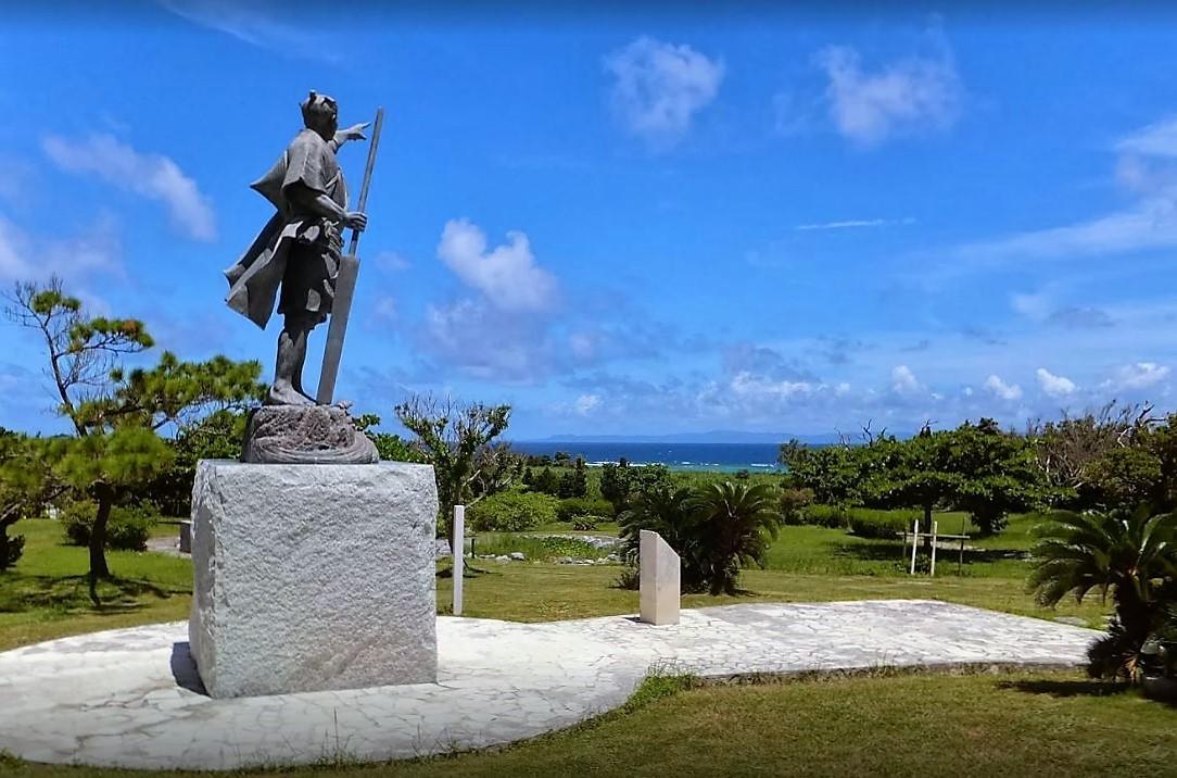 伊是名島は尚円王の歴史と文化と豊かな自然が同居する島