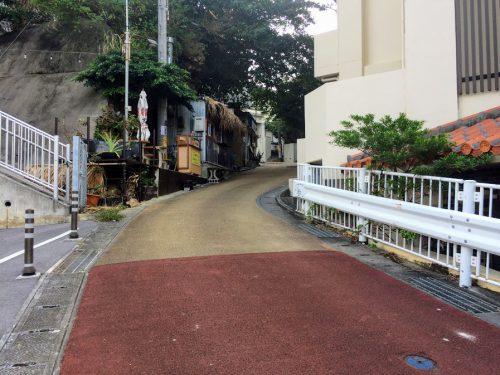 沖縄のソウルフード天ぷら巡り通称天ぷら坂