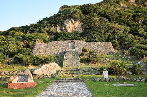 伊是名島は尚円王生誕の地、だから史跡が多い!