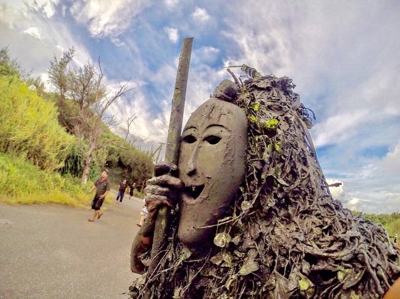 宮古島の奇祭、パーントゥ(泥塗り祭り)の里「島尻」