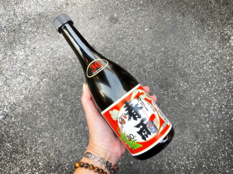 沖縄の地酒琉球泡盛、宮里酒造所の春雨