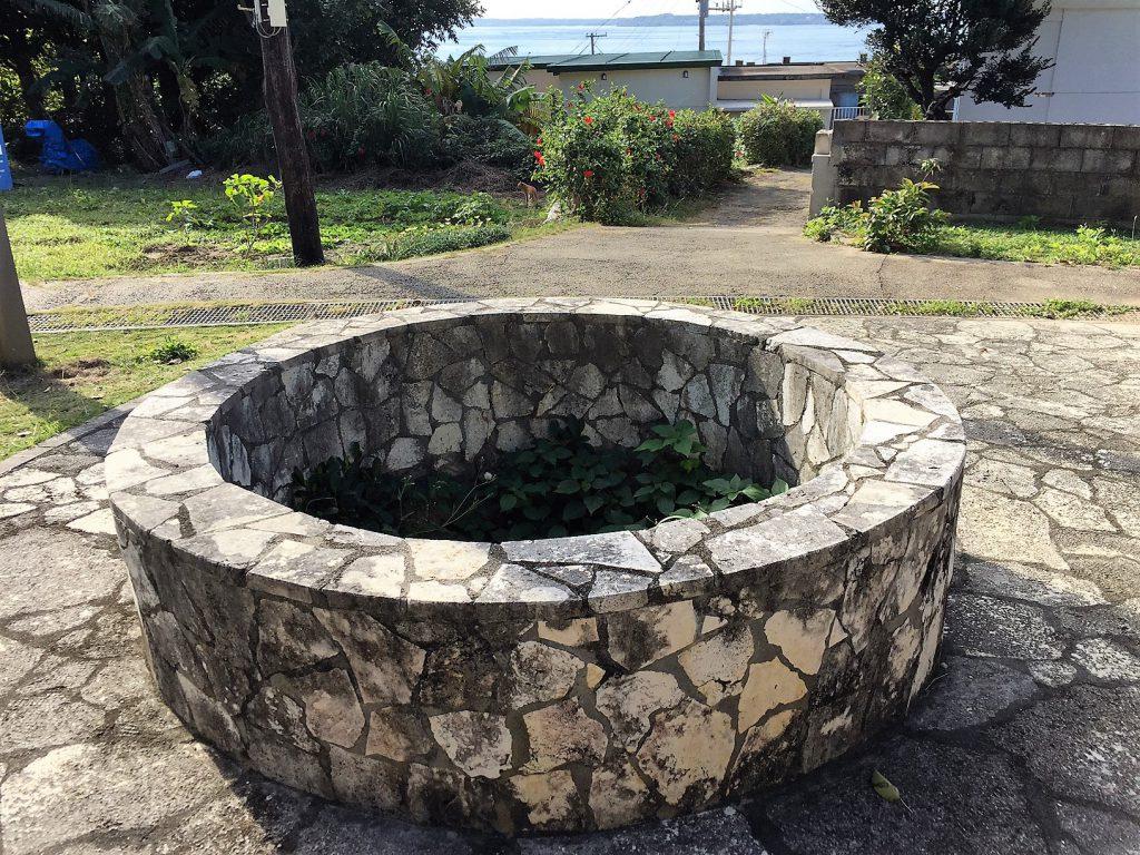 大神島の井戸です。