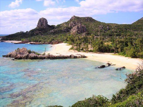 自然と歴史を堪能しながら走る「伊是名尚円王マラソン」必見!おすすめ美しい海と眺望です。