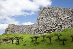 沖縄世界遺産の城は3つの石積み方法に注目しよう!