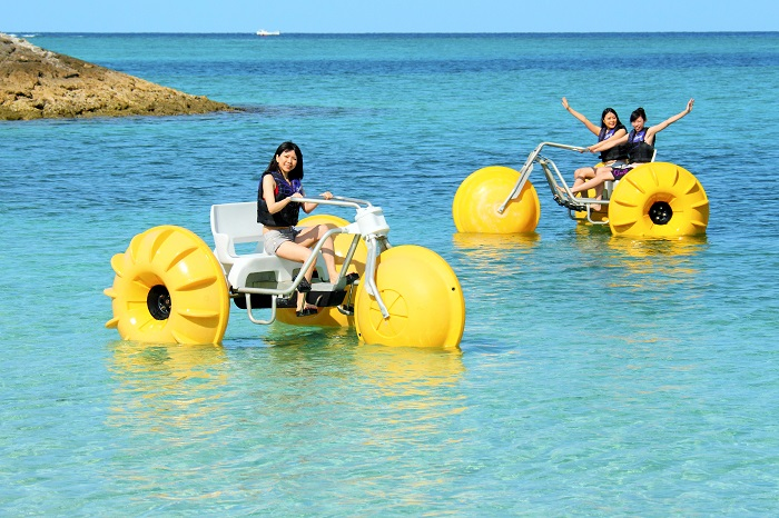 3月18日を皮切りに沖縄各地でいよいよ海開き情報!