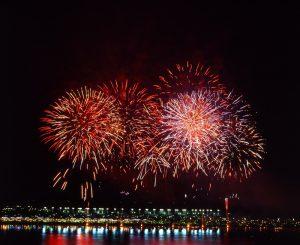 琉球海炎祭2020は4/11開催が中止。宜野湾人気の花火大会!